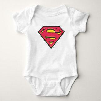 Superman S-Shield | Classic Logo Baby Bodysuit