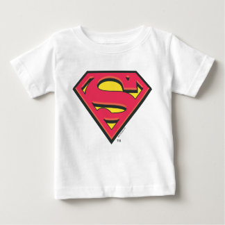 Superman S-Shield | Classic Logo Baby T-Shirt