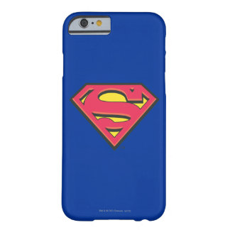 Superman S-Shield | Classic Logo Barely There iPhone 6 Case