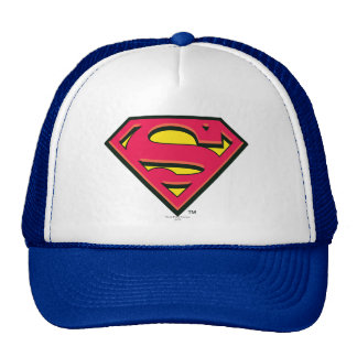 Superman S-Shield | Classic Logo Cap