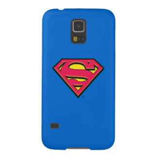 Superman S-Shield | Classic Logo Cases For Galaxy S5