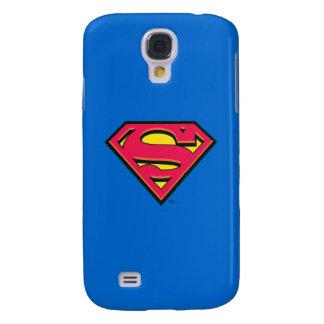 Superman S-Shield   Classic Logo Galaxy S4 Case