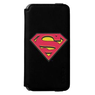 Superman S-Shield | Classic Logo Incipio Watson™ iPhone 6 Wallet Case