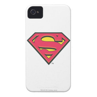 Superman S-Shield | Classic Logo iPhone 4 Cover
