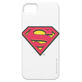 Superman S-Shield | Classic Logo iPhone 5 Case