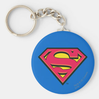 Superman S-Shield | Classic Logo Key Ring