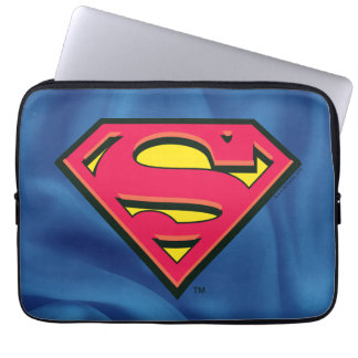 Superman S-Shield | Classic Logo Laptop Sleeve