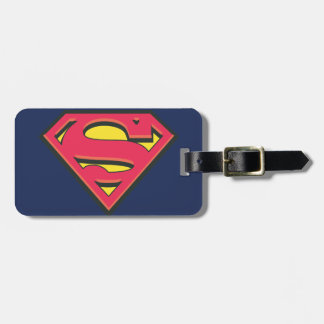 Superman S-Shield | Classic Logo Luggage Tag