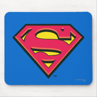 Superman S-Shield | Classic Logo Mouse Mat