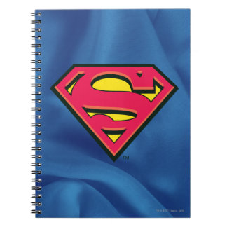 Superman S-Shield | Classic Logo Notebook