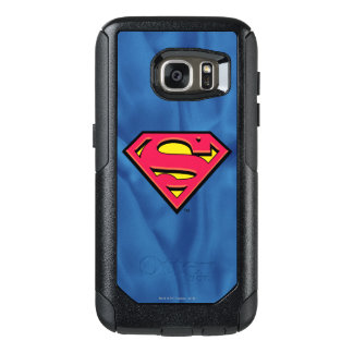 Superman S-Shield | Classic Logo OtterBox Samsung Galaxy S7 Case