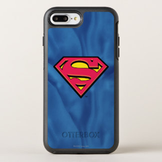Superman S-Shield | Classic Logo OtterBox Symmetry iPhone 7 Plus Case