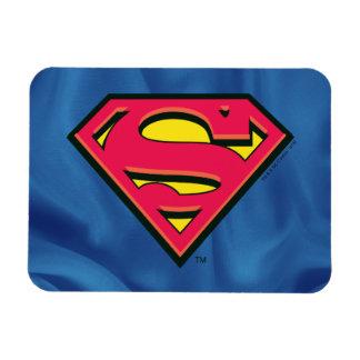 Superman S-Shield | Classic Logo Rectangular Photo Magnet