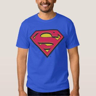 Superman S-Shield   Classic Logo T Shirts