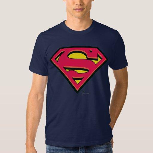 Superman S-Shield | Classic Logo Tee Shirts