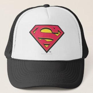 Superman S-Shield | Classic Logo Trucker Hat