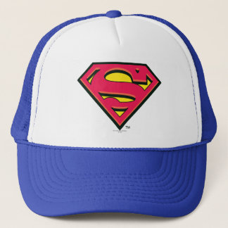 Superman S-Shield | Classic Logo Trucker Hat
