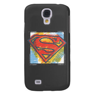 Superman S-Shield | Colored Logo Galaxy S4 Case