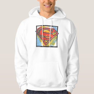 Superman S-Shield | Colored Logo Hoodie