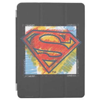Superman S-Shield | Colored Logo iPad Air Cover