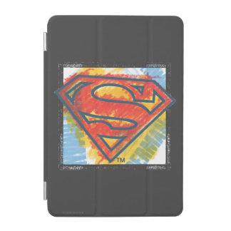 Superman S-Shield | Colored Logo iPad Mini Cover