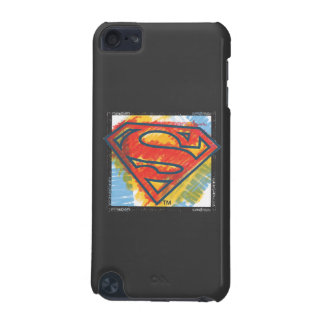 Superman S-Shield | Colored Logo iPod Touch (5th Generation) Cases