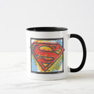 Superman S-Shield | Colored Logo Mug