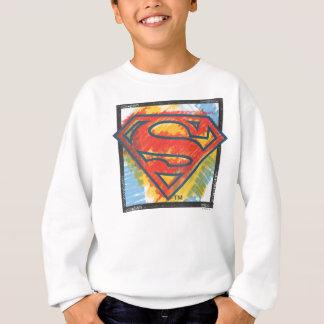 Superman S-Shield | Colored Logo Sweatshirt