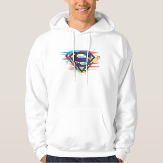 Superman S-Shield | Colorful Logo Hoodie