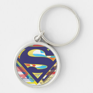 Superman S-Shield | Colorful Logo Key Ring