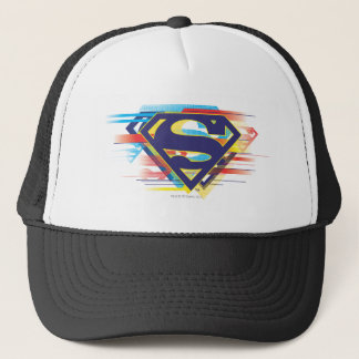 Superman S-Shield | Colorful Logo Trucker Hat