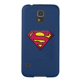 Superman S-Shield | Dirt Logo Case For Galaxy S5