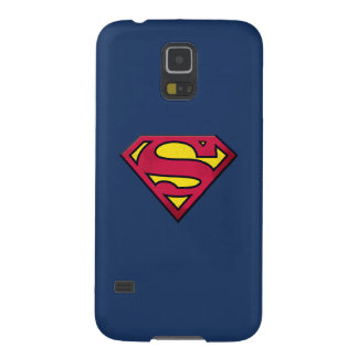 Superman S-Shield | Dirt Logo Galaxy S5 Covers