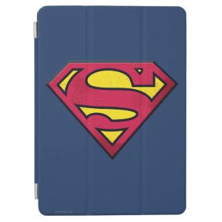 Superman S-Shield   Dirt Logo iPad Air Cover