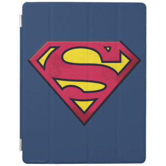 Superman S-Shield | Dirt Logo iPad Cover
