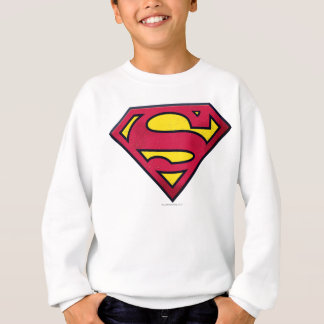 Superman S-Shield | Dirt Logo Sweatshirt