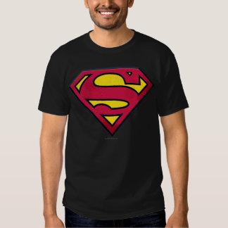 Superman S-Shield | Dirt Logo T Shirt