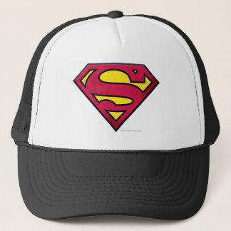 Superman S-Shield | Dirt Logo Trucker Hat