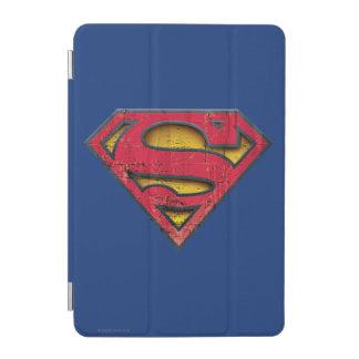 Superman S-Shield | Distressed Logo iPad Mini Cover
