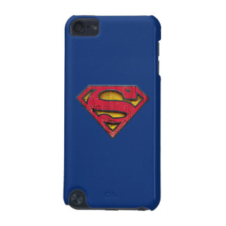 Superman S-Shield | Distressed Logo iPod Touch 5G Case