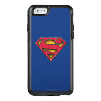 Superman S-Shield | Distressed Logo OtterBox iPhone 6/6s Case