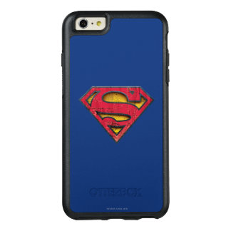 Superman S-Shield | Distressed Logo OtterBox iPhone 6/6s Plus Case