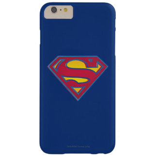 Superman S-Shield | Dot Logo Barely There iPhone 6 Plus Case