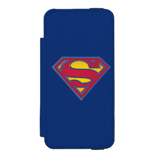 Superman S-Shield | Dot Logo Incipio Watson™ iPhone 5 Wallet Case
