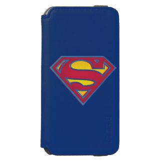 Superman S-Shield | Dot Logo Incipio Watson™ iPhone 6 Wallet Case