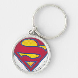 Superman S-Shield | Dot Logo Key Ring