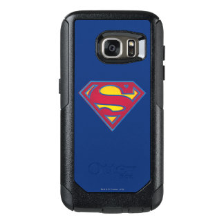 Superman S-Shield | Dot Logo OtterBox Samsung Galaxy S7 Case