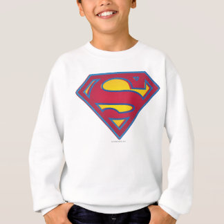 Superman S-Shield | Dot Logo Sweatshirt