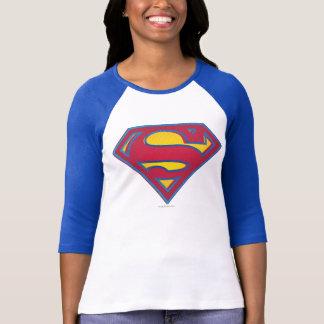 Superman S-Shield   Dot Logo T-Shirt