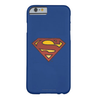 Superman S-Shield | Faded Dots Logo Barely There iPhone 6 Case